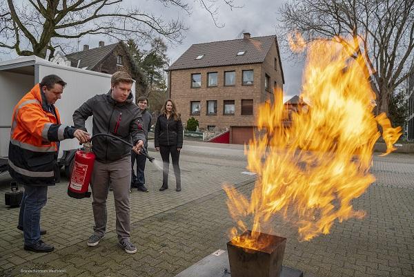 Brandschutzhelferausbildung